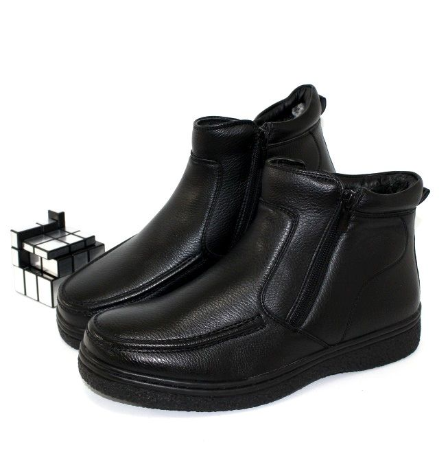 Зимние ботинки - для настоящего стиляги!