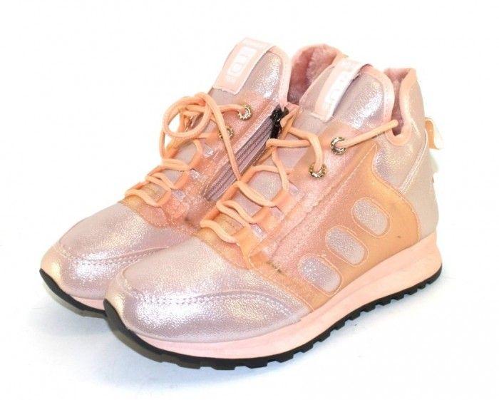 Зимние стильные кроссовки BF27-5 - купить зимнюю обувь