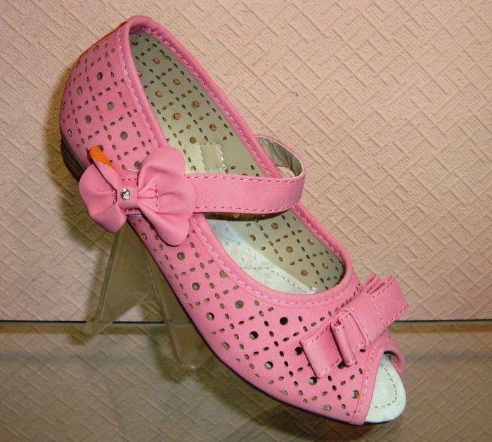 Дитячі літні туфлі - купити дитячу літнє взуття для дівчинки
