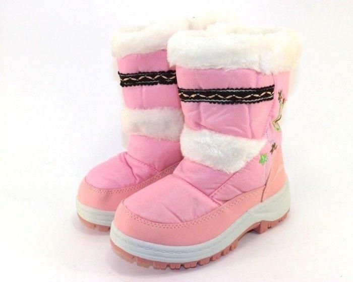 удобная зимняя обувь для девочки ботинки дутики купить в запорожье интернет-магазин