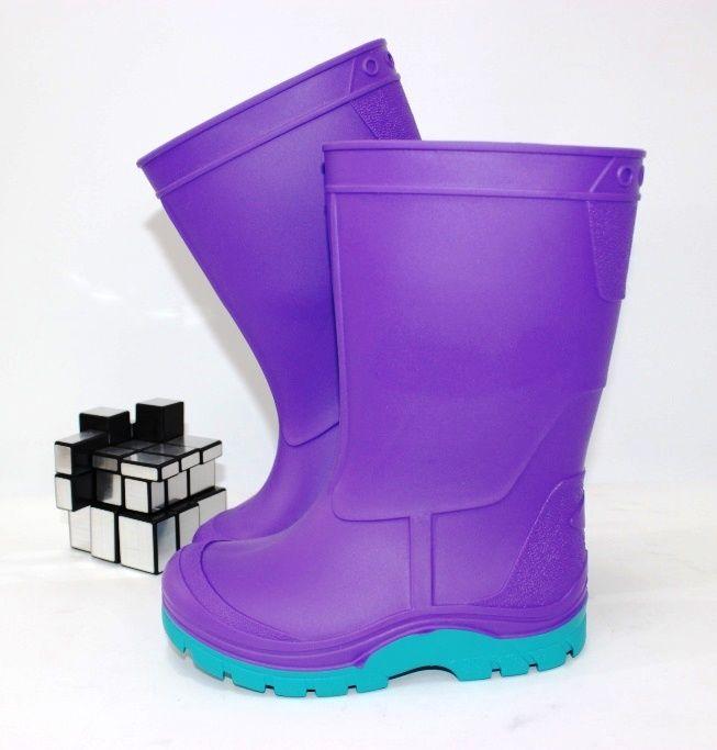 Гумові чоботи для дівчаток на осінь