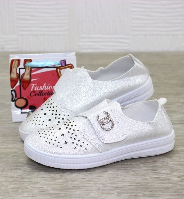 Купить кеды детские E8198-3 серебро, купить детские кроссовки, детские кеды и кроссовки в интернет-магазине Сандаль