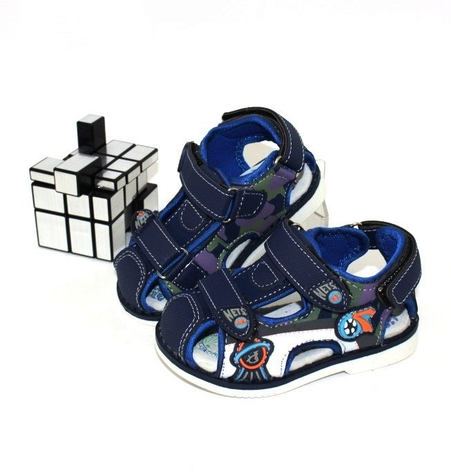 Детская обувь для мальчика - босоножки со скидкой!