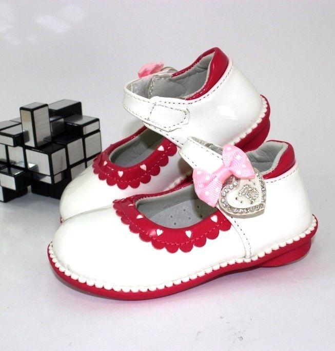 купити дитячі туфлі на липучці недорого