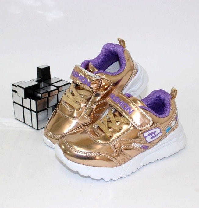 Классные детские кроссовки F802-2 - купить детские кроссовки для самых маленьких девочек