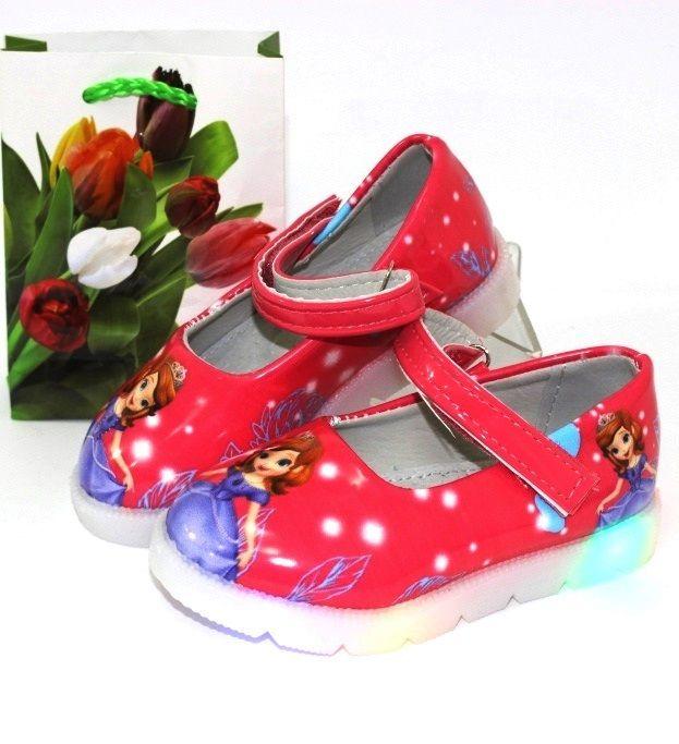 Дитячі туфлі для дівчаток і хлопчиків недорого!
