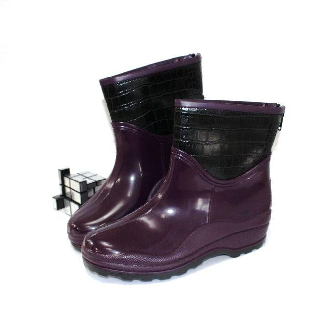 Жіноча силіконова взуття, гумові жіночі півчобітки купити в Запоріжжі