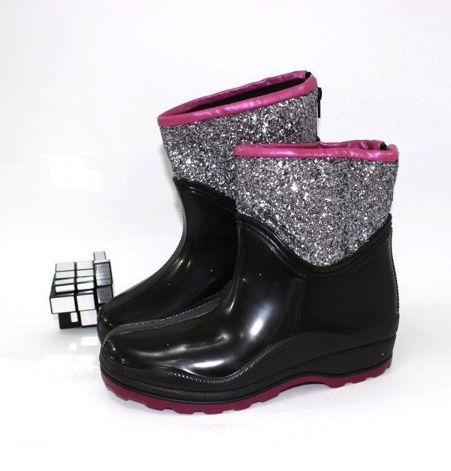 Силиконовая обувь Запорожье, купить силиконовые ботинки недорого, купить резиновые полусапожки
