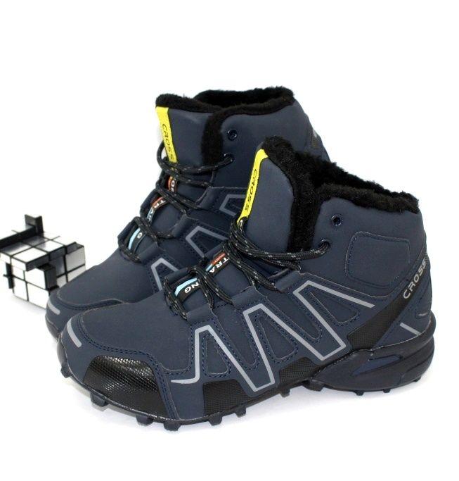Мужская зимняя обувь - качество, низкая цена, быстрая доставка, мужские ботинки купить Украина