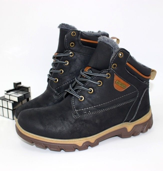 Зимняя обувь для подростков, ботинки для мальчика зимние, купить зимнюю обувь недорого