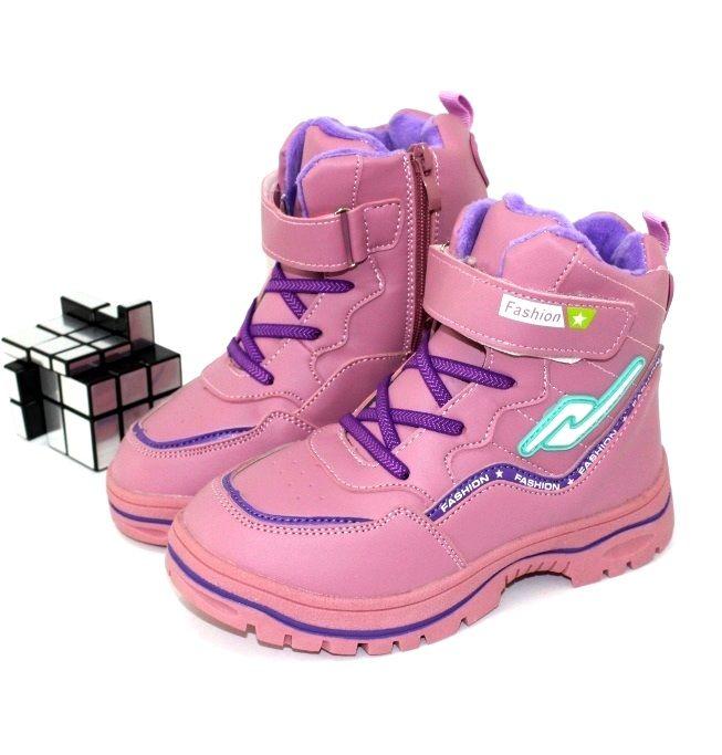 Ботинки детские тиберленды, детские зимние ботинки Запорожье