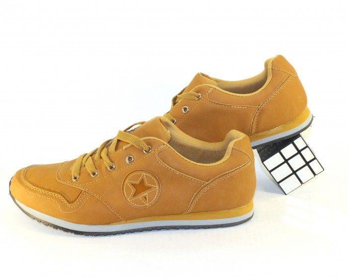 подростковые рыжие кроссовки W162T - в интернет магазине детских кроссовок для подростков