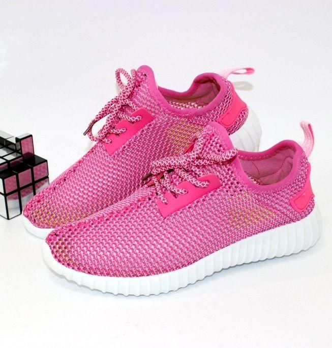 Женские кроссовки сетка 21-219 Pink  - купить в интернет магазине в Запорожье, Днепре, Харькове
