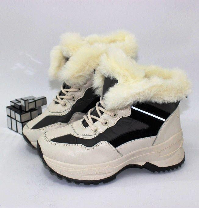 Стильные зимние кроссовки J33-2 - купить зимние кроссовки