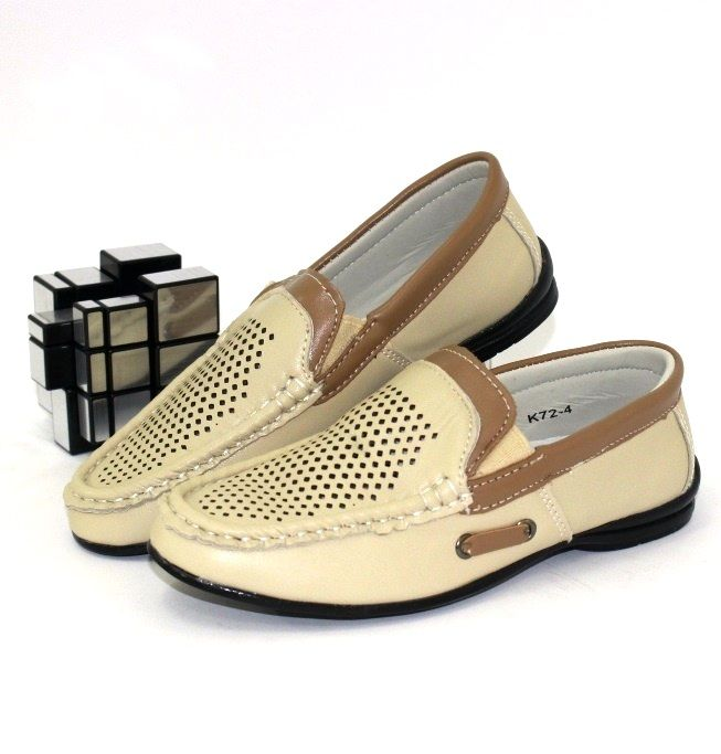 Туфли детские летние, бежевые туфли для мальчиков, купить обувь для мальчиков