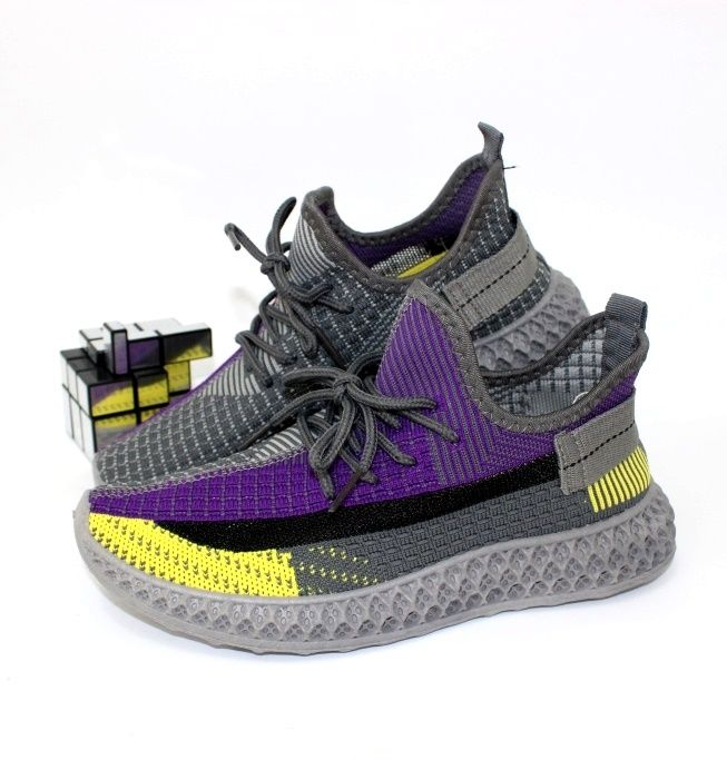Текстильные женские кроссовки K825  - купить в интернет магазине в Запорожье, Днепре, Харькове