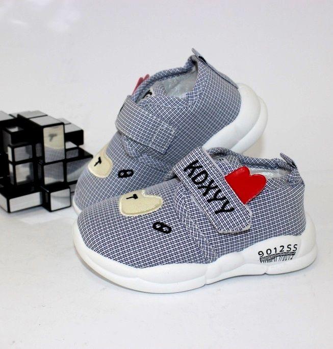 Кеды на липучке K915-3 - в интернет магазине детских кроссовок для мальчиков