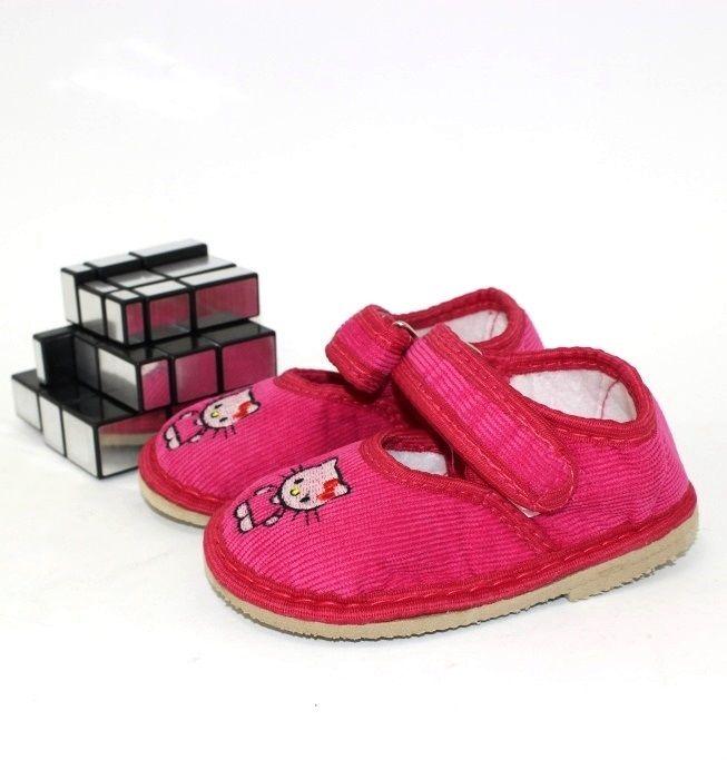 Купить Детские тапочки Comfort Кити-роз.. Для детей - СанДаль