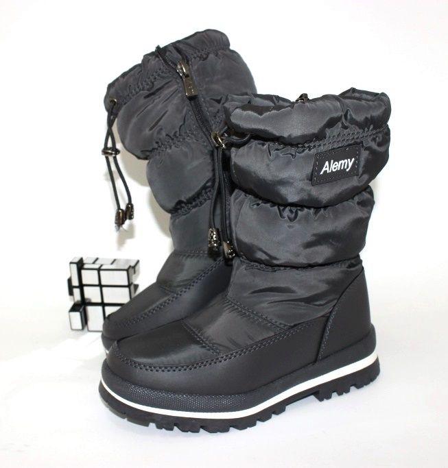 Детская зимняя обувь Запорожье, зимняя обувь для девочек купить Украина