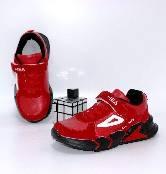 Купити червоні кросівки дитячі розміри 31 32 33 34 35 36