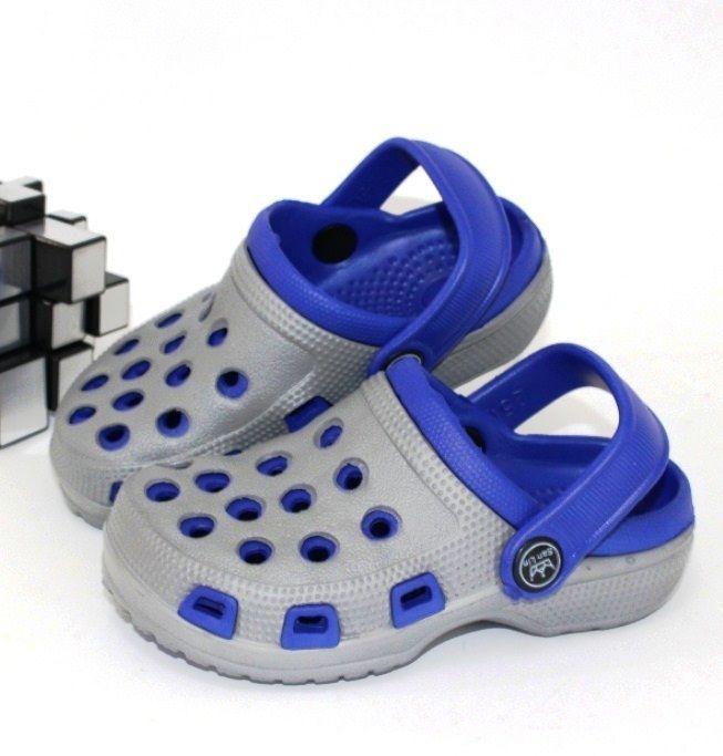 Пляжная детская обувь - купить кроксы дёшево