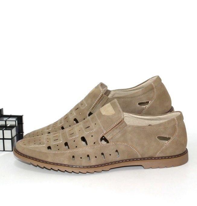 Купить туфли летние без шнурков для мужчин