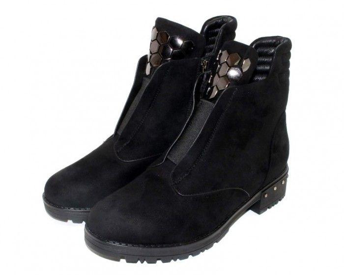 Ботинки зимние женские LN121-13 - купить зимнюю обувь