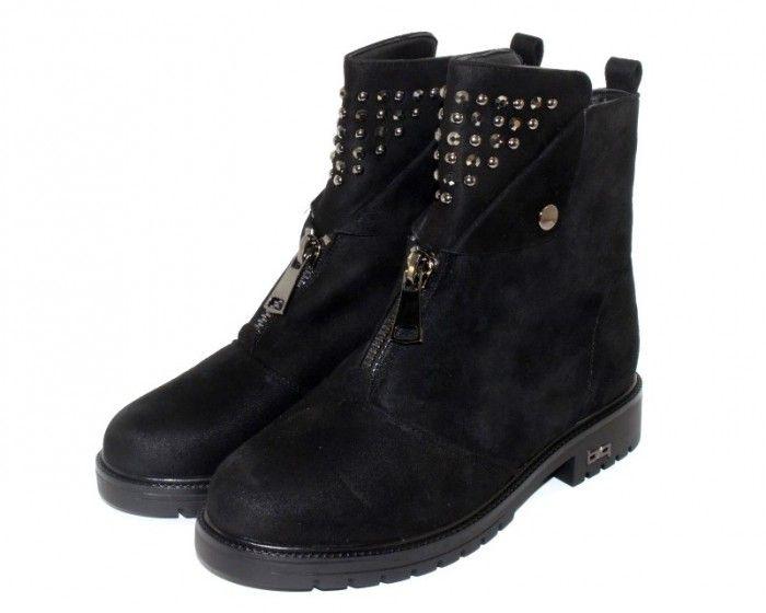 Женские зимние ботинки LN121-36 - купить зимнюю обувь