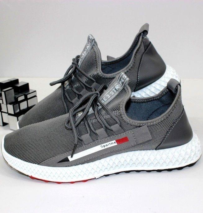 Спортивная мужская обувь, купить мужские кроссовки из текстиля, мужские летние кроссовки