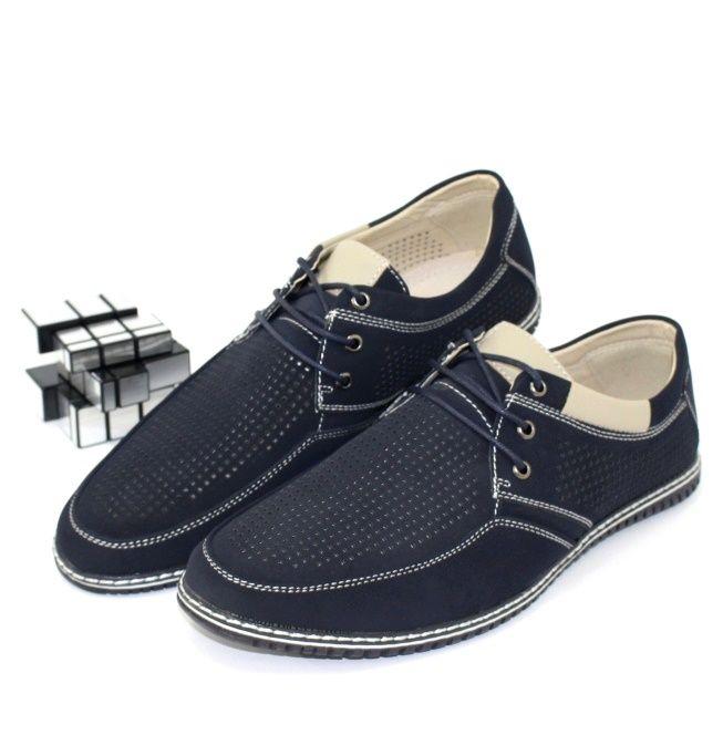 Мужские летние туфли по доступным ценам!