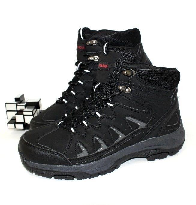 Купить зимние ботинки для мужчин, мужские ботинки Запорожье, мужская зимняя обувь, обувь Польша