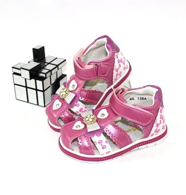 Детская летняя обувь в Запорожье недорого, босоножки для малышей купить Украина