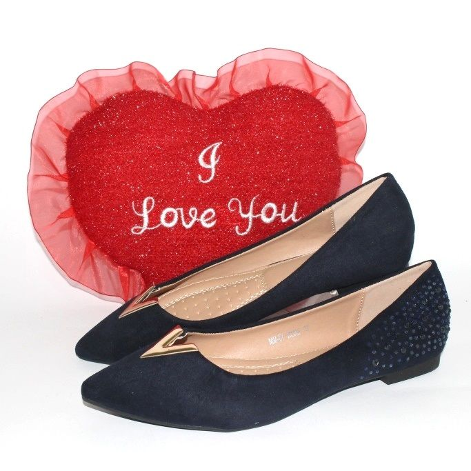 Балетки для модниць - стильна і якісна взуття