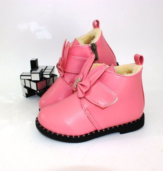 Зимняя детская обувь - стильно и практично!