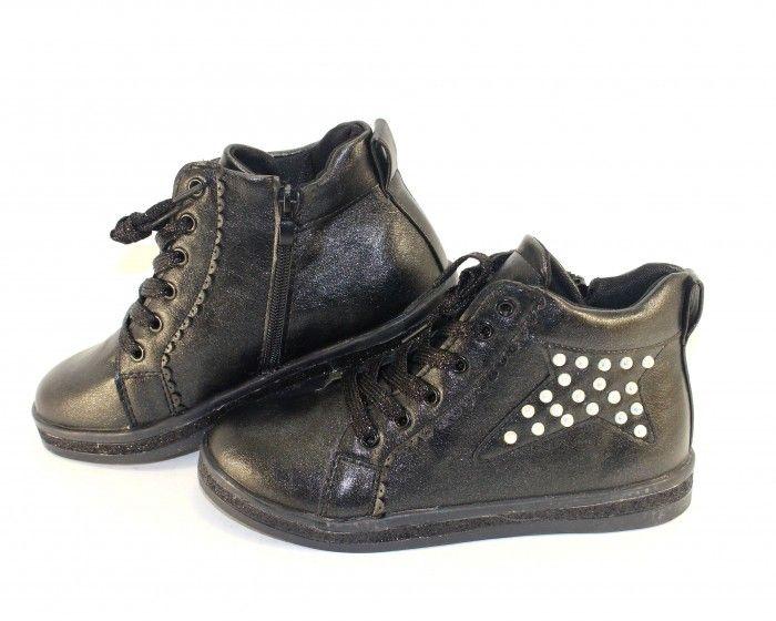 Сникерсы Запорожье для девочек, осенние детские ботинки сникерсы, детские сникерсы Украина