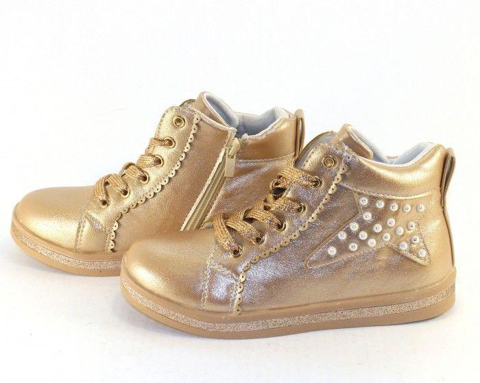 Купить сникерсы для девочки, осенняя обувь для детей Запорожье