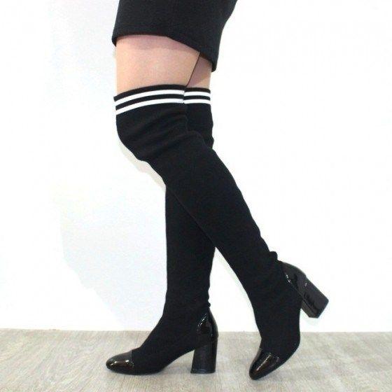 Сапоги женские осенние в Запорожье, купить женскую осеннюю обувь