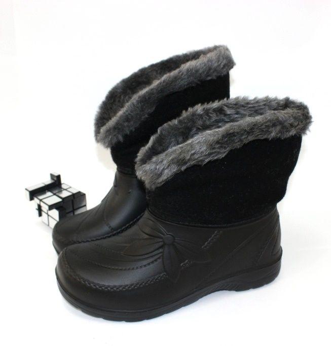 Тёплые галоши Олимп-Ж-боярка - купить зимнюю обувь