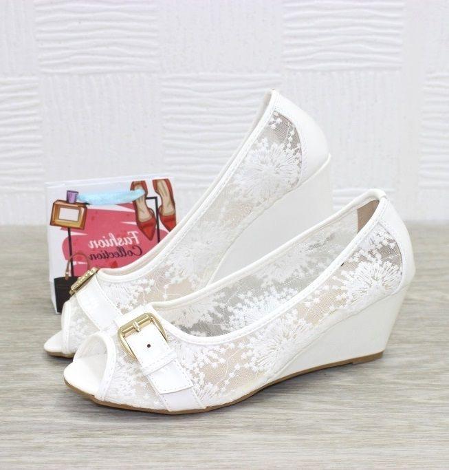купить туфли ажур ажурные белые летние женская летняя обувь недорого