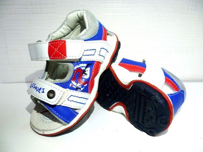 Купить детскую летнюю обувь для мальчиков в Украине!