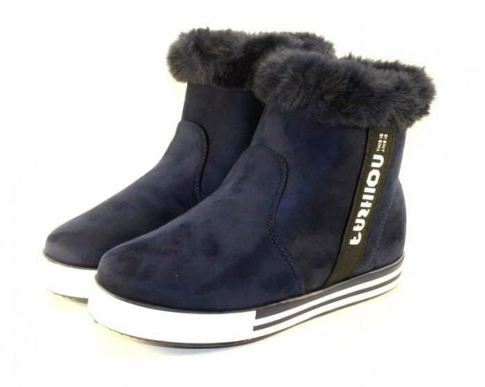Зимние ботинки - модные и стильные модели дешево