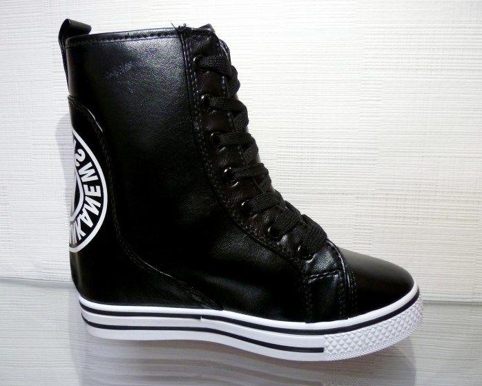 Купить сникерсы - кроссовки на высокой платформе