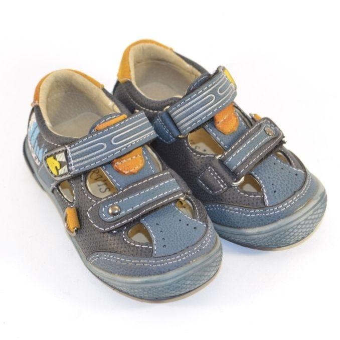 Купити босоніжки для хлопчиків, купити дитячу літнє взуття в Запоріжжі, босоніжки Україна