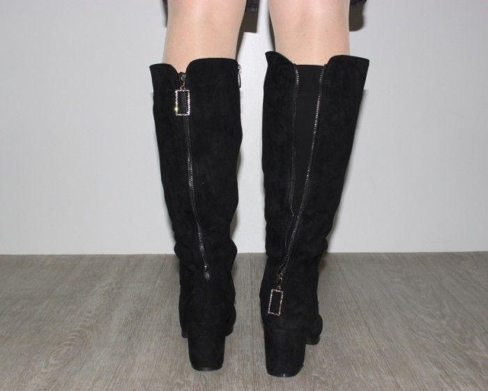 4db6715ce ... Купить Сапоги зимние замшевые A688-61 - женская зимняя обувь,  Запорожье, Днепропетровск, ...