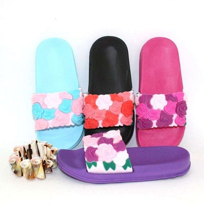 Купить детские шлёпанцы для девочки по низкой цене