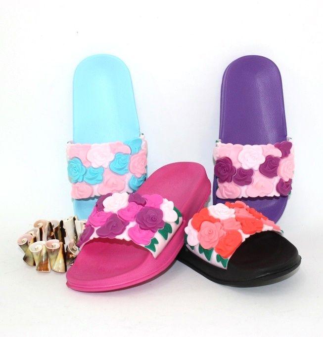 Детские босоножки, детские шлепанцы Sanlin-227 ассорти, купить босоножки детские, купить шлепанцы в интернет-магазине Сандаль