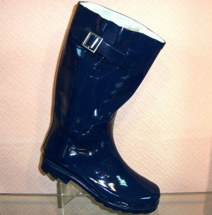 купити силіконові чоботи недорого високі жіночі
