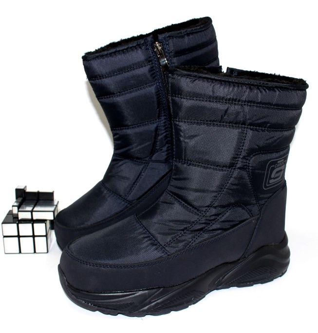 Зимняя мужская обувь, дутики мужские недорого, купить дутики для мужчин