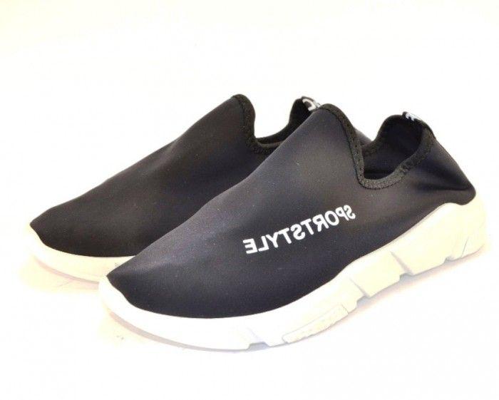 Слипоны стрейчевые A9-1 - купить кеды в стиле Vans в интернет магазине обуви fa369f27ff4e5