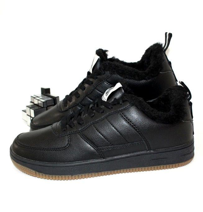 Спортивные зимние ботинки кроссовки зимние для мужчин